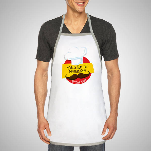 Yılın En İyi Mutfak Şefi Mutfak Önlüğü