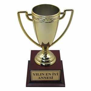 Yılın En İyi Yazılı Ödül Kupası