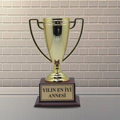 - Yılın En İyi Yazılı Ödül Kupası