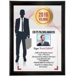 - Yılın En İyi Pazarlamacısı Sertifikası