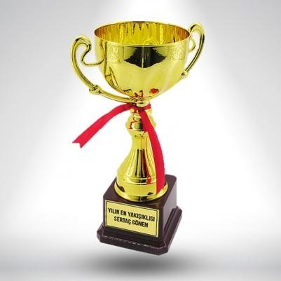 - Yılın En İyi Sevgilisi Ödül Kupası