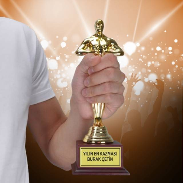 Yılın En Kazması Oscar Ödülü