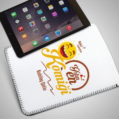 - Yılın En Komiği İsme Özel Tablet Kılıfı