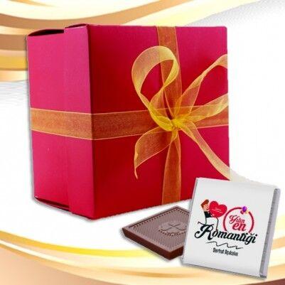 - Yılın En Romantik Erkeği Çikolataları