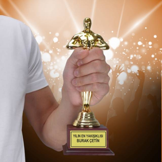Yılın En Yakışıklısı Oscar Ödülü
