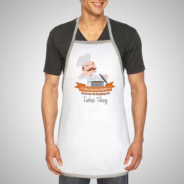 Yılın Gurme Aşçısı Mutfak Önlüğü