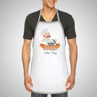 - Yılın Gurme Aşçısı Mutfak Önlüğü