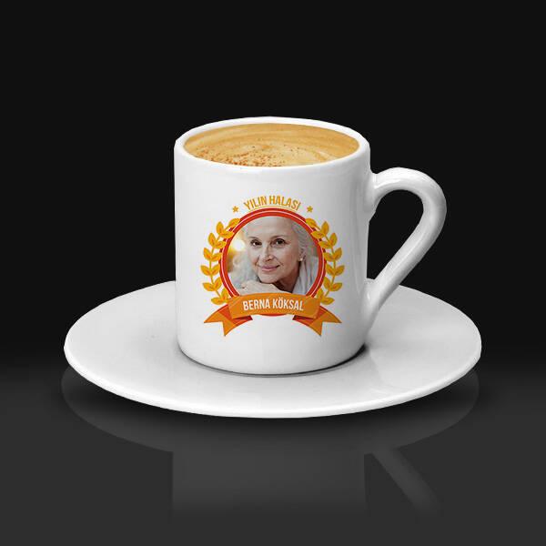 Yılın Halasına Hediye Kahve Fincanı