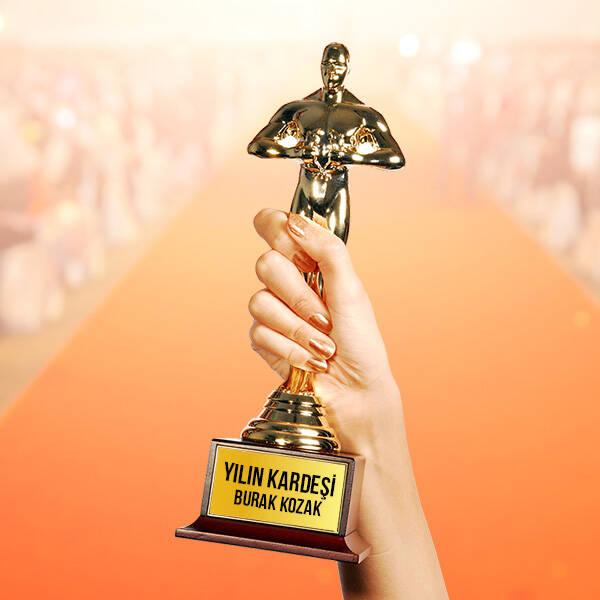 Yılın Kardeşine Hediye Oscar Ödülü