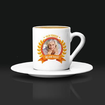 Yılın Yengesine Hediye Kahve Fincanı - Thumbnail