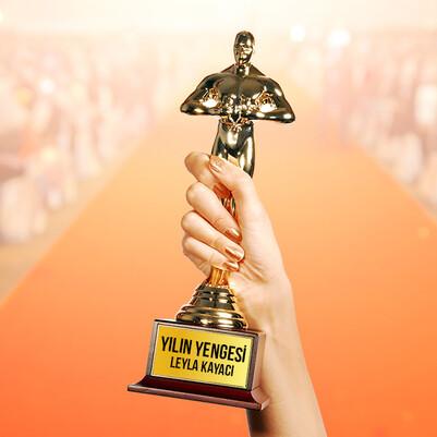 - Yılın Yengesine Hediye Oscar Ödülü