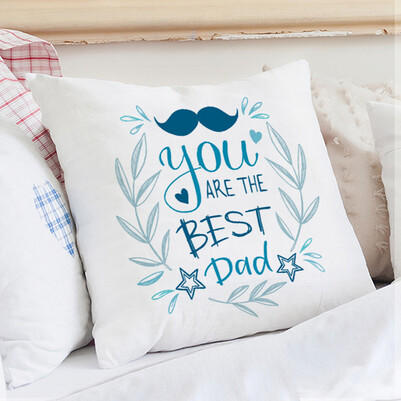 You Are The Best Dad Yastık - Thumbnail