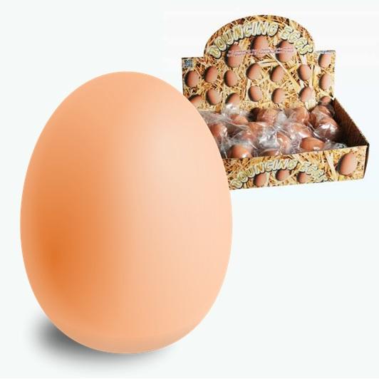 Zıplayan Yumurta Top - Bouncing Egg