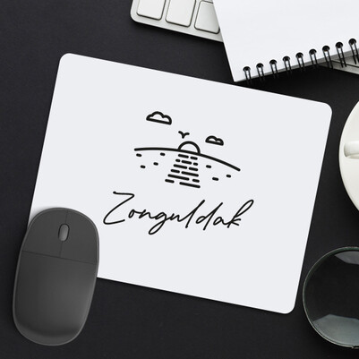 - Zonguldak Temalı Mousepad